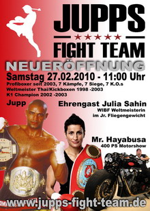 Jupps Fight Team