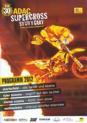 ADAC Supercross 2012 in Stuttgart